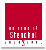 Univeristy Stendhal Grenoble Study Abroad Logo